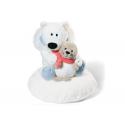 Peluche Nici Urso polar & Seal.