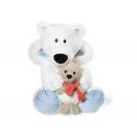 Peluche Urso polar & Seal de Nici.