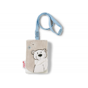 Funda para móvil Urso polar & Seal de Nici.