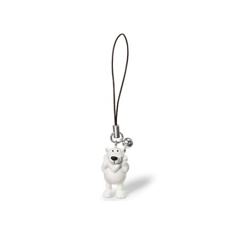 Pendentif Nici Urso polar & Seal Pour Mobile.