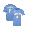 Camiseta Gametime Gallinari Denver.