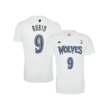 Camiseta Gametime Rubio Wolves.
