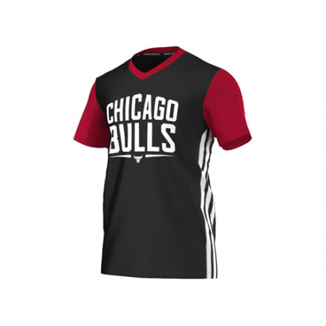 Camiseta Summer Run Chicago Bulls.