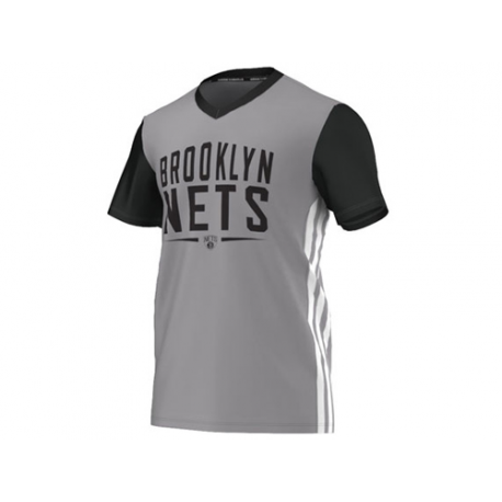Camiseta Summer Run Brooklyn Nets.