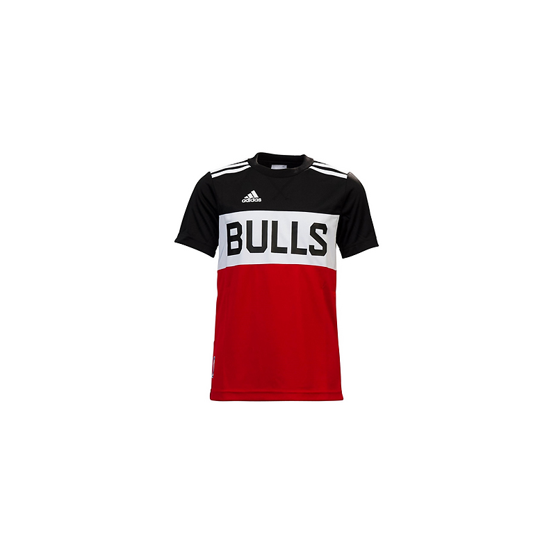t shirt winter hoops chicago bulls forofos. Black Bedroom Furniture Sets. Home Design Ideas