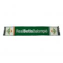 Real Betis Scarf loom.
