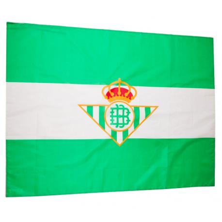 Bandera del Real Betis.