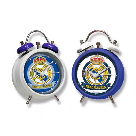 Real Madrid Small bell alarm clock.