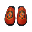 Zapatillas de estar por casa de la Selección de España.