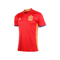 Spain Selection Home Shirt 2016.