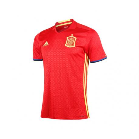 Spain Selection Home Shirt 2016.