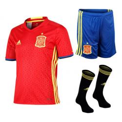 Kit Espagne domicile 2016 junior.