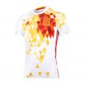Camiseta oficial 2ª equipación Selección España 2016.