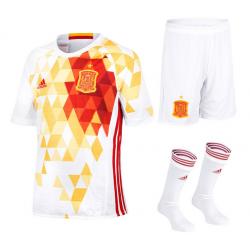 Kit Espagne Exterieur 2016 junior.