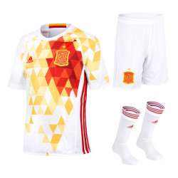 Spain Selection Away Minikit 2016 Kids.