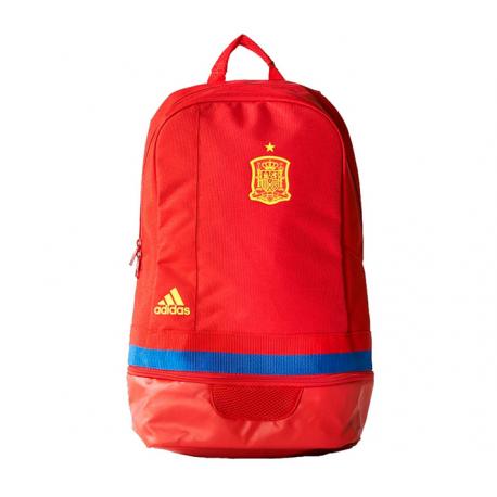 Mochila de la Selección de España 2016.