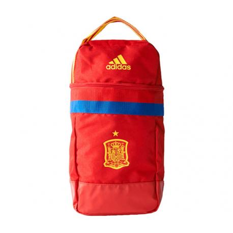 Zapatillero de la Selección de España 2016.