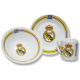 Set de desayuno del Real Madrid.