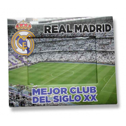 Cadres photo en papier Real Madrid.
