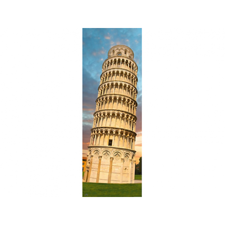 Tower of Pisa 1000 pieces puzzle.