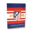 Atlético de Madrid Folder Polypropylene.