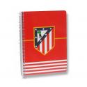 Cahier Atlético de Madrid.