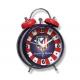 Reloj despertador campana pequeño del Atlético de. Madrid.