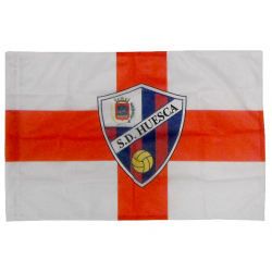 S.D. Huesca Flag.