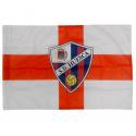 Drapeau S.D. Huesca.