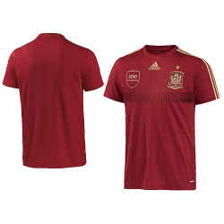 Spain Selection Replica Home Shirt 2014.
