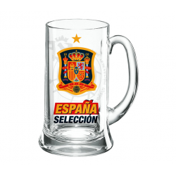 Spain Selection Large Beer Mug.