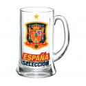 Spain Selection Beer Tankard XXL 1 liter.
