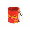 Taza mug de la Selección de España
