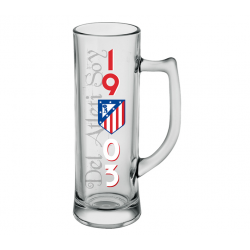 Atlético de Madrid Beer Tankard 500 CL.