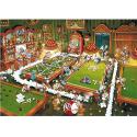Puzzle de 1.000 piezas Billiard.