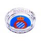 Cenicero grande del R.C.D.Espanyol.