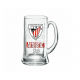 Jarra de cerveza mediana del Athletic de Bilbao.