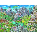 Alpine Fun 1000 pieces puzzle.