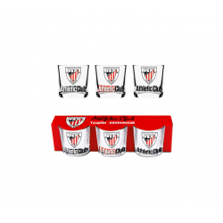 Athletic de Bilbao 3 Shotglass.