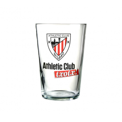 Athletic de Bilbao Sidra glass.