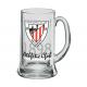 Verre à bière XXL Athletic de Bilbao.