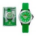 Reloj pulsera cadete del Real Betis.
