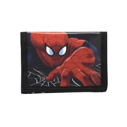 Billetera de Spider-man.