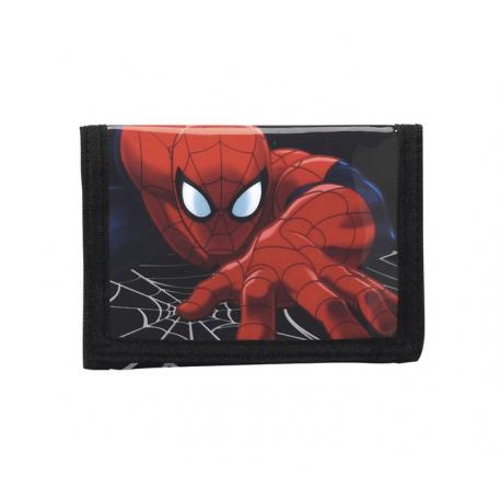 Billetera de Spider-man.