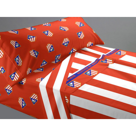 Atlético de Madrid Set of sheets 90 cm.