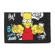 Billetera de Los Simpsons.