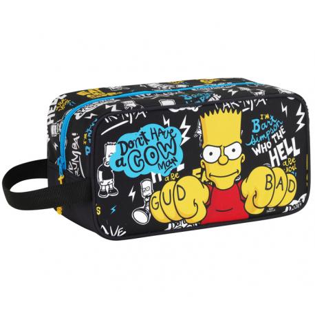 Zapatillero de Los Simpsons.