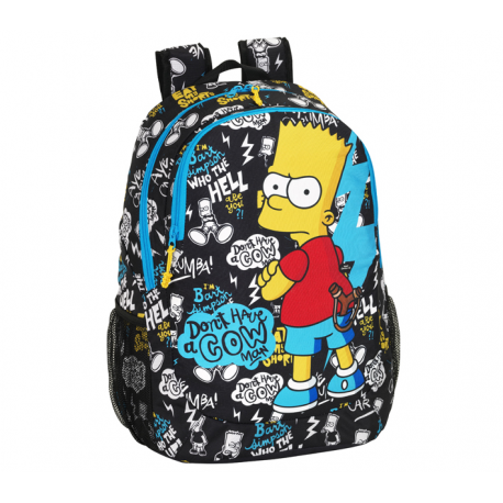 The Simpsons Backpack.