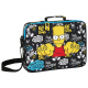 The Simpsons Briefcase School.