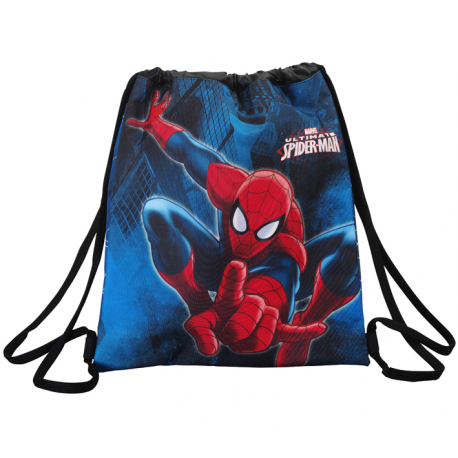 Saco gym de Spider-man.